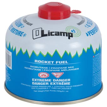 OLICAMP ROCKET FUEL