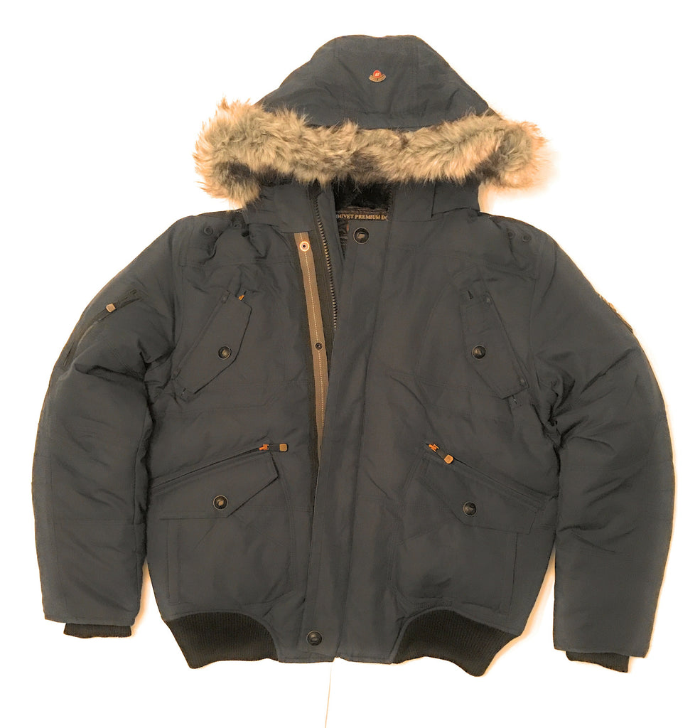 Mens Point Zero Down Coat - Minus 20 degree Celcius Rating!!!!