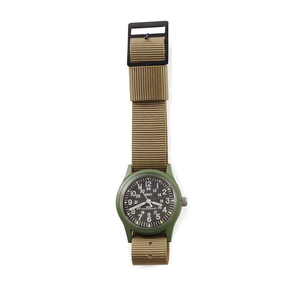 Olive Vietnam Watch Olive