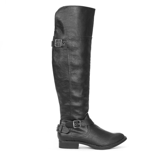 savy-black-over the knee boots