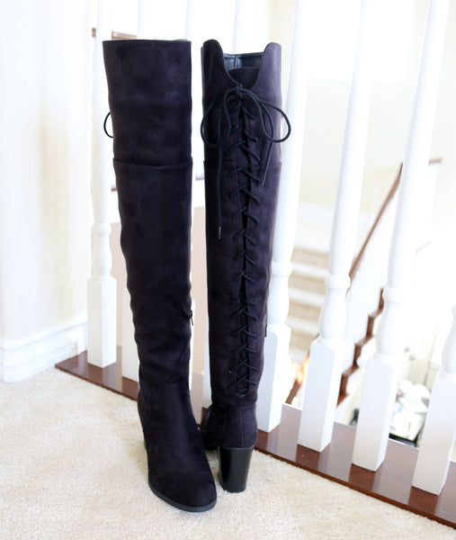 aspen-black-suede-over the knee boots