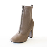 blumen-clay-stretch suede-booties