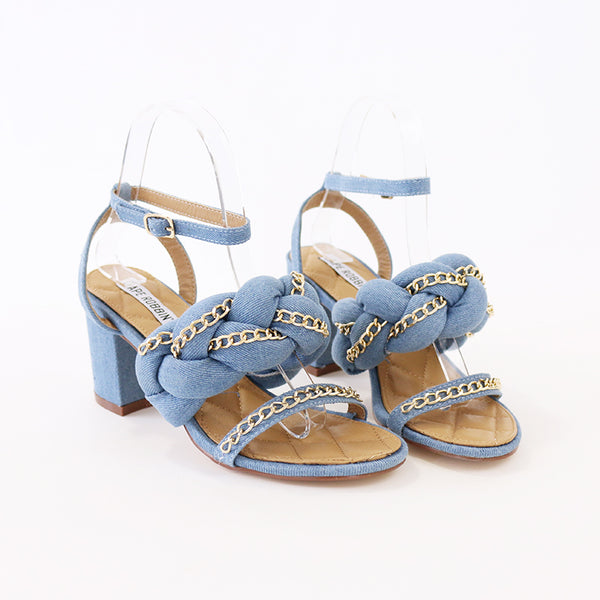 carrie-23 denim sandal