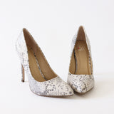cindy python high heel pump stiletto