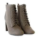 eminent-olive-ankle boots