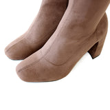 leaf-taupe-stretch-ankle-boots