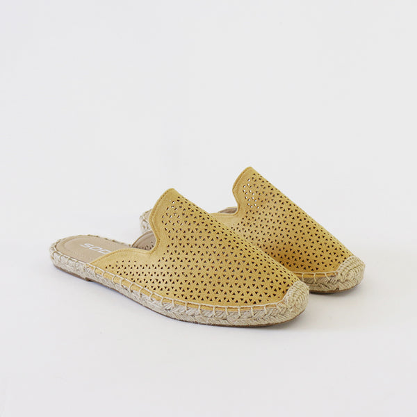 order sunflower vegan suede espadrille loafer
