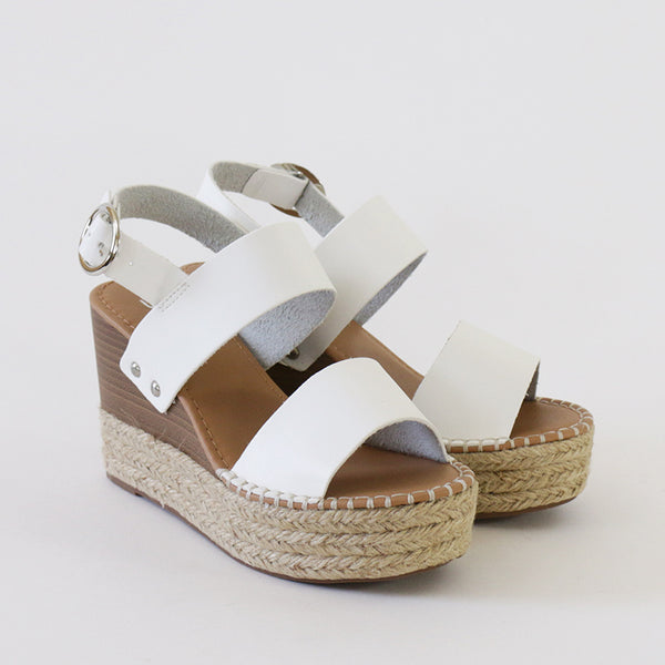 trip white wood wedge espadrille