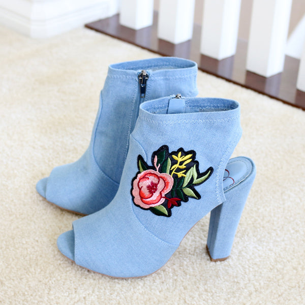 utopia-blue-denim-open back-booties