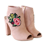 utopia-mauve-faux suede-open back-booties