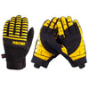 Celtek Misty Glove Wu Tang S / Black/Yellow, Gloves/ Mittens - Celtek, Concrete Wave