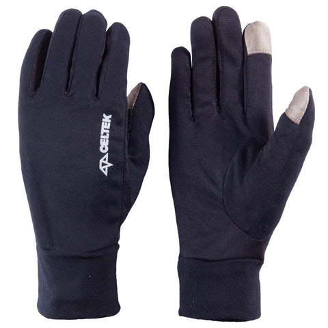 Celtek Postman Touchscreen Glove M / Black, Gloves/ Mittens - Celtek, Concrete Wave