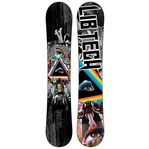Lib Tech TRS 2015 , Snowboard - Lib Tech, Concrete Wave