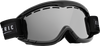 Electric EG1K Gloss Black Bronze/ Silver Chrome Goggles One Size, Goggles - Electric, Concrete Wave - 1