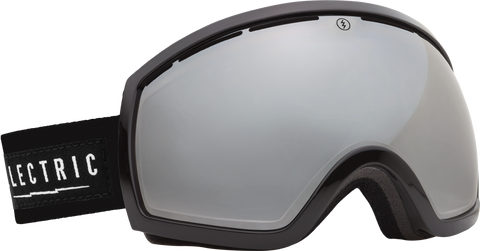 Electric EG2 Gloss Black Bronze/ Silver Chrome Goggles One Size, Goggles - Electric, Concrete Wave - 1
