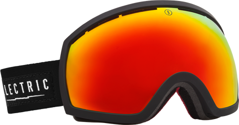 Electric EG2 Magnum + BL Bronze/ Red Chrome Goggles One Size, Goggles - Electric, Concrete Wave - 1