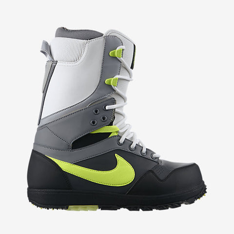 Nike Snowboarding Zoom DK Black Boots 2015 , Snowboard Boots - Nike Snowboarding, Concrete Wave - 1