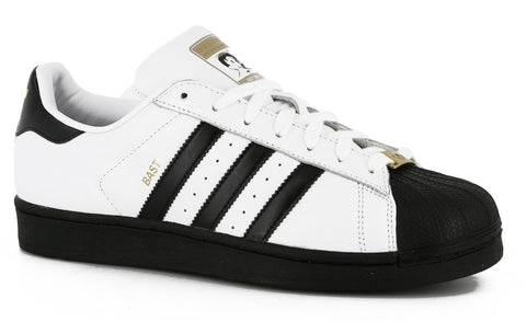 adidas RYR Superstar Bast White/ Black , Sneakers - Adidas Skateboarding, Concrete Wave