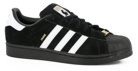 adidas RYR Superstar Drake Black , Sneakers - Adidas Skateboarding, Concrete Wave