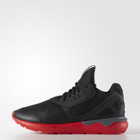 b10a5cdc96f94 adidas Tubular Runner Core Black  Tomato  Onix Sneakers
