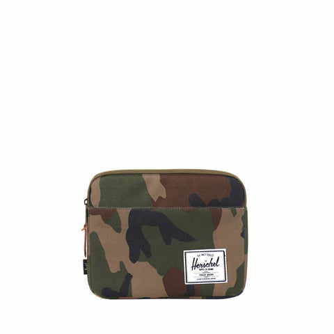 Herschel Supply Co Anchor iPad Case Woodland Camo Default Title / Woodland Camo, Bags - Herschell Supply Co, Concrete Wave