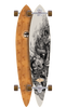 "Arbor Timeless 46"" Bamboo Collection Complete Longboard 2016 , Longboard - Arbor, Concrete Wave"