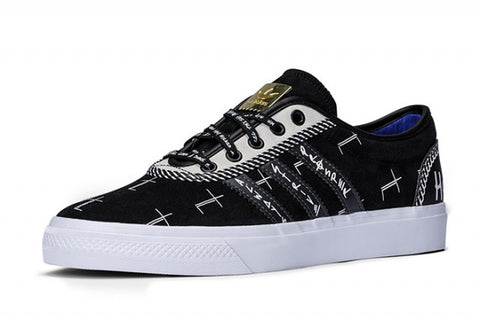 adidas x A$AP Ferg Adi-ease (Traplord) Core Black/ White , Sneakers - Adidas Skateboarding, Concrete Wave - 1
