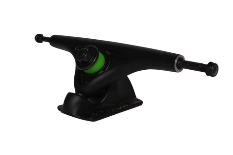 Bear Grizzly Gen 5 Black Longboard Trucks , Longboard Trucks - Bear Trucks, Concrete Wave