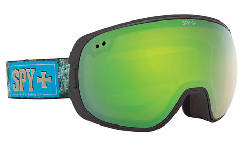 Spy Bravo Field of Dreams w/ Extra Lens Goggles One Size, Goggles - Spy, Concrete Wave