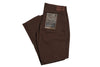 Brixton Reserve Pant Brown , Bottoms - Brixton, Concrete Wave