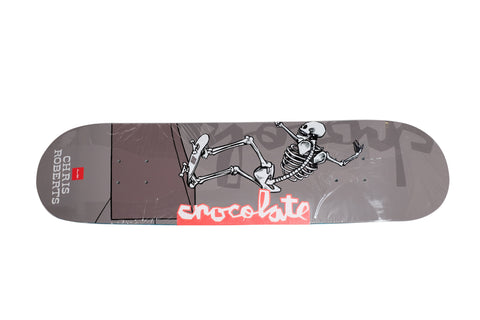 "Chocolate Roberts Day of Shred Skateboard Deck 8"" , Decks - Chocolate, Concrete Wave"