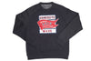Concrete Wave Champions Crewneck Navy , Sweatshirts - Concrete Wave, Concrete Wave
