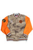 Crooks & Castles Brawler's Jacket Orange , Jacket - Crooks & Castles, Concrete Wave - 5