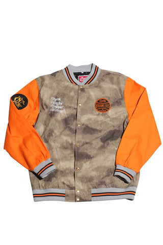 Crooks & Castles Brawler's Jacket Orange , Jacket - Crooks & Castles, Concrete Wave - 1