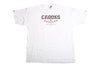 Crooks & Castles Poncho White T Shirt , T Shirt - Crooks & Castles, Concrete Wave - 1