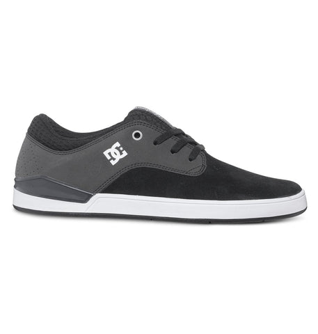 DC Mikey Taylor 2 S Low Black Herringbone , Sneakers - DC, Concrete Wave