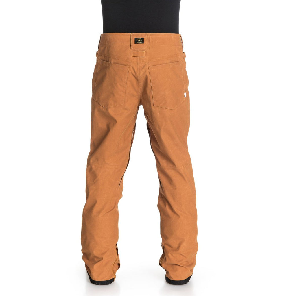 b4aff433a96 DC Relay Snowboard Pants Cathay Spice 2016 – Concrete Wave