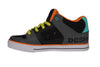 DC Youth Radar Blue Coral Skateboard Sneakers , Sneakers - DC, Concrete Wave - 3