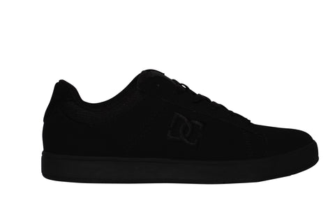 DC Ignite 2 Black Skateboard Sneakers , Sneakers - DC, Concrete Wave - 1