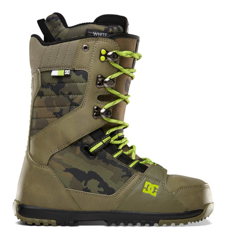 DC Mutiny Camoflauge Snowboard Boots 2015 , Snowboard Boots - DC, Concrete Wave - 1