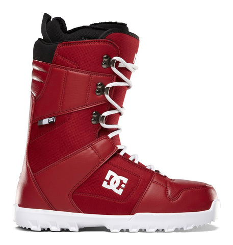 DC Phase Red Snowboard Boots 2015 , Snowboard Boots - DC, Concrete Wave - 1