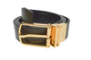 Diamond Supply Co Traditional Belt Black/ Gold , Belts - Diamond Supply Co, Concrete Wave