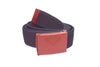 Diamond Supply Co OG Logo Clamp Belt Blue/ Red , Belts - Diamond Supply Co, Concrete Wave