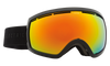 Electric EG2.5 Gloss Black/ Bronze Red Chrome Snow Goggles 2016 One Size / Gloss Black, Goggles - Electric, Concrete Wave - 1