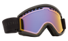 Electric EGV Gloss Black/ Yellow Blue Chrome Snow Goggles 2016 One Size / Gloss Black, Goggles - Electric, Concrete Wave - 1