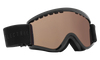 Electric Youth EGV.K Gloss Black/ Bronze Snow Goggles 2016 One Size / Gloss Black, Goggles - Electric, Concrete Wave