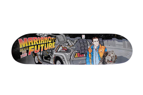 Girl Mariano Be Kind Rewind Skateboard Deck 8 3/8 , Decks - Girl, Concrete Wave