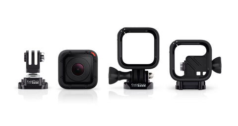 GoPro Hero 4 Session Surf Action Camera , Tech - GoPro, Concrete Wave - 1