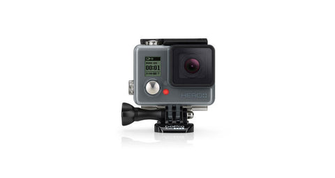 GoPro Hero + LCD Action HD Video Camera , Tech - GoPro, Concrete Wave - 1