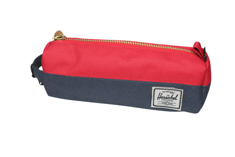 Herschell Supply Co Settlement Case Red/ Navy , Bags - Herschell Supply Co, Concrete Wave - 1